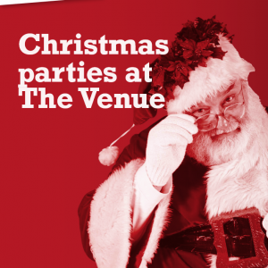 Christmas parties at The Venue